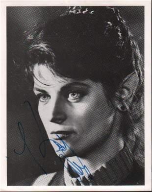 Kirstie Alley Star Trek Signed 8x10 Photo