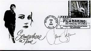 Jane Seymour Signed FDC