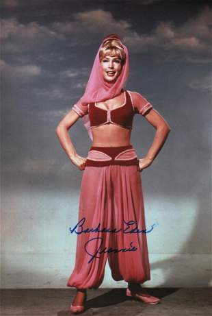 Barbara Eden Signed Photo