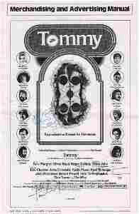 Eric Clapton, Keith Moon, Peter Townshend, Tina Turner
