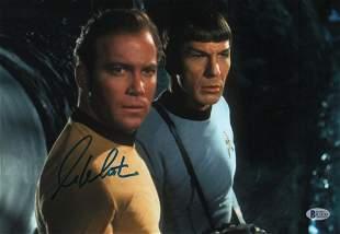 William Shatner Signed Photo