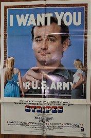 Bill Murray Harold Ramis Signed Poster
