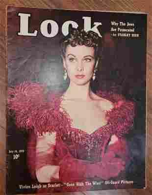 Vivien Leigh LOOK Magazine