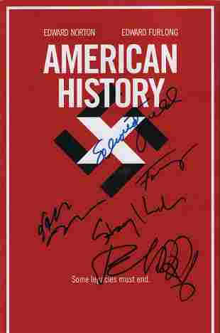 American History X cast
