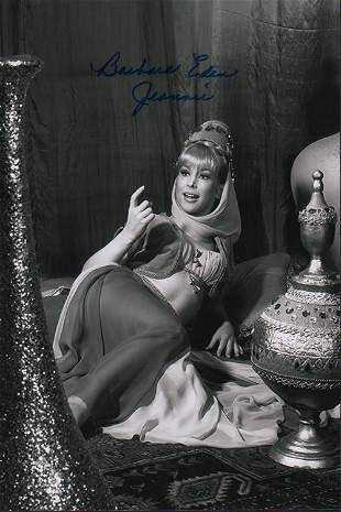 Barbara Eden signed photograph