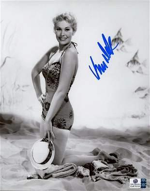 Kim Novak signed photograph