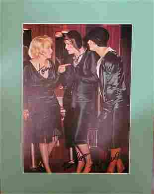 Some Like it Hot signed photograph
