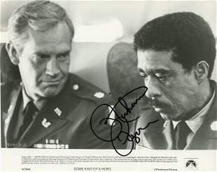 Richard Pryor signed photograph