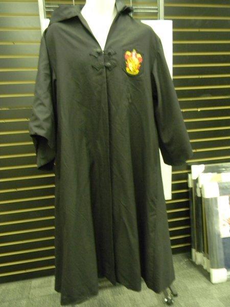 "Daniel Radcliffe ""Harry Potter"" Screen Used Cloak"