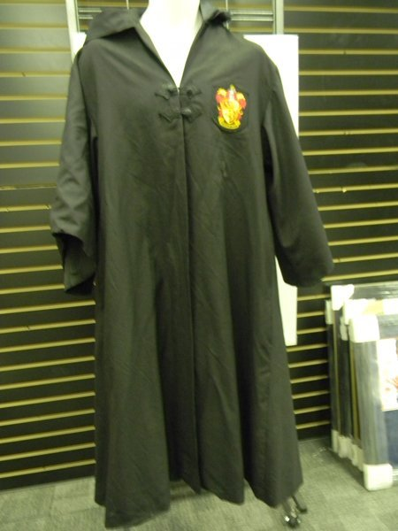 "Daniel Radcliffe ""Harry Potter"" Screen Used Cloak"