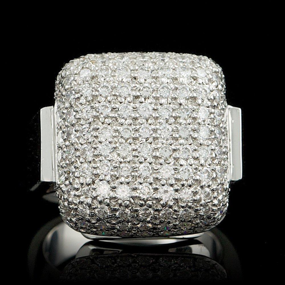 18k White Gold 1.75ct Diamond Ring