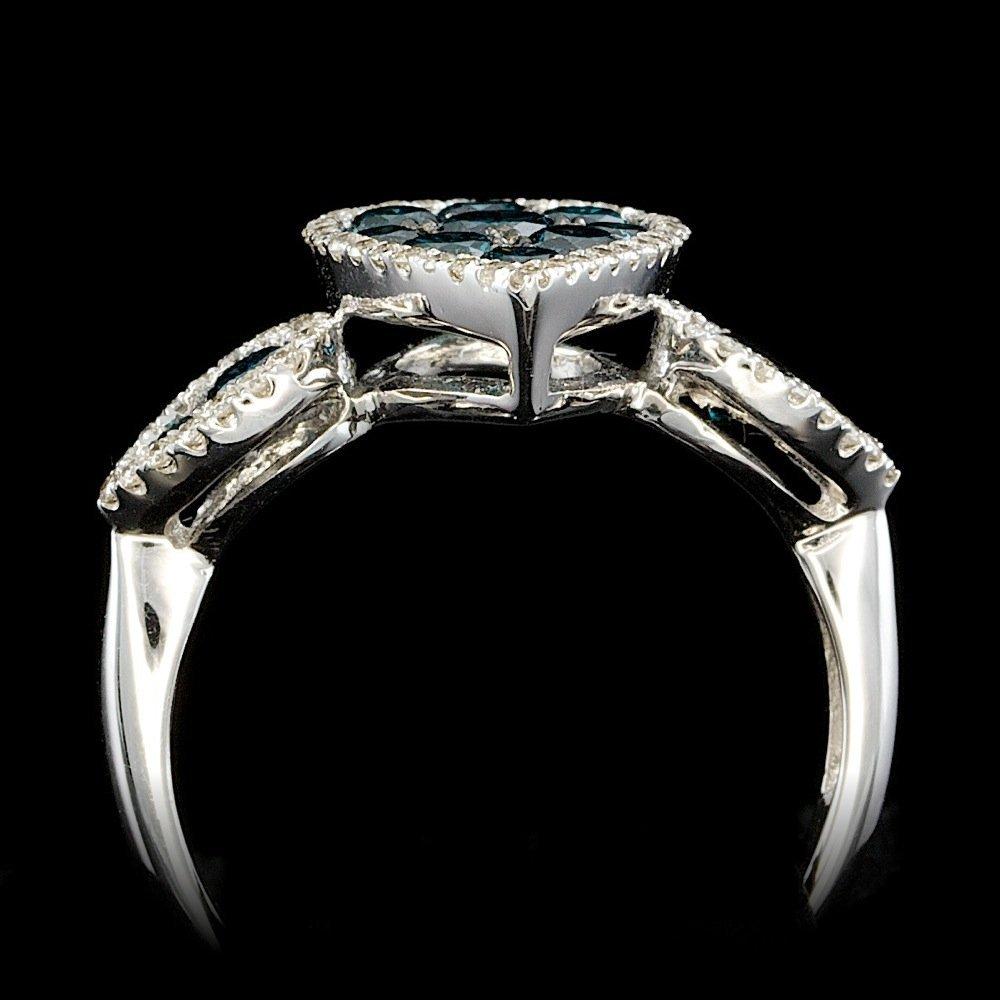 18k White Gold 1.4ct Diamond Ring - 3