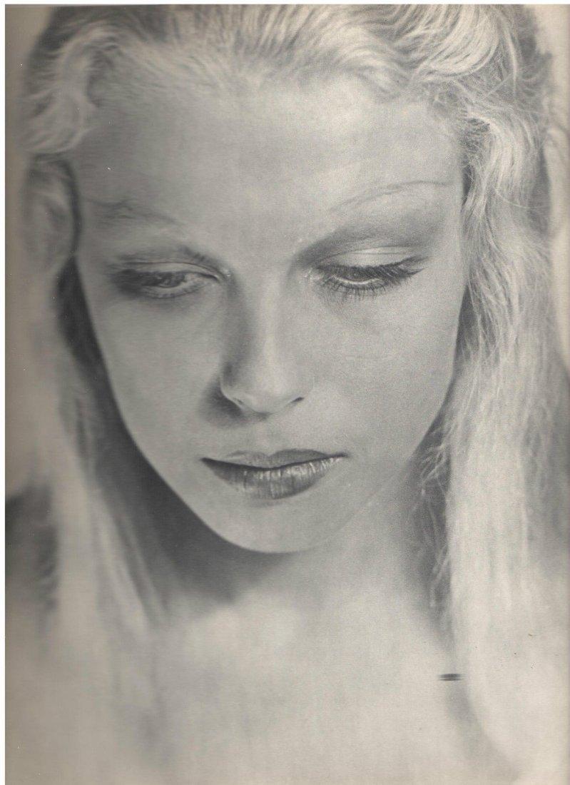 1936 Photogravure Erwin Blumenfeld (American 1897-1969