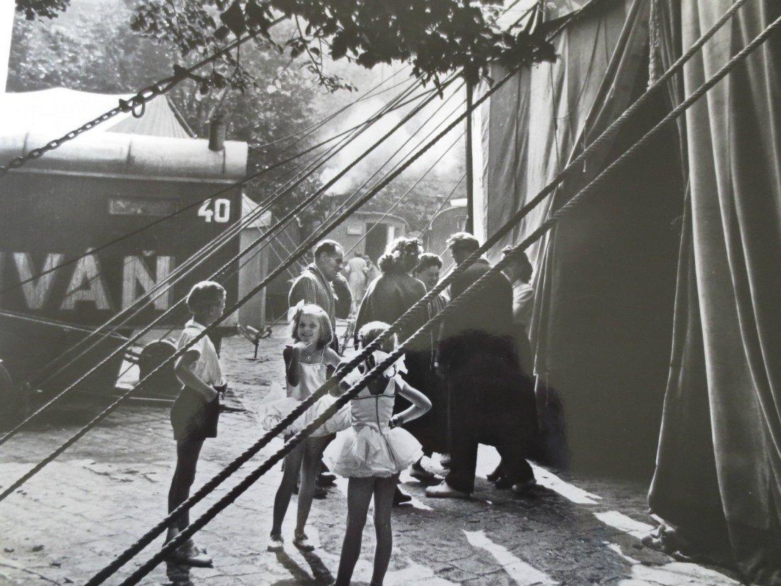 1958 Silver Gelatin Photograph by Eric Einhorn