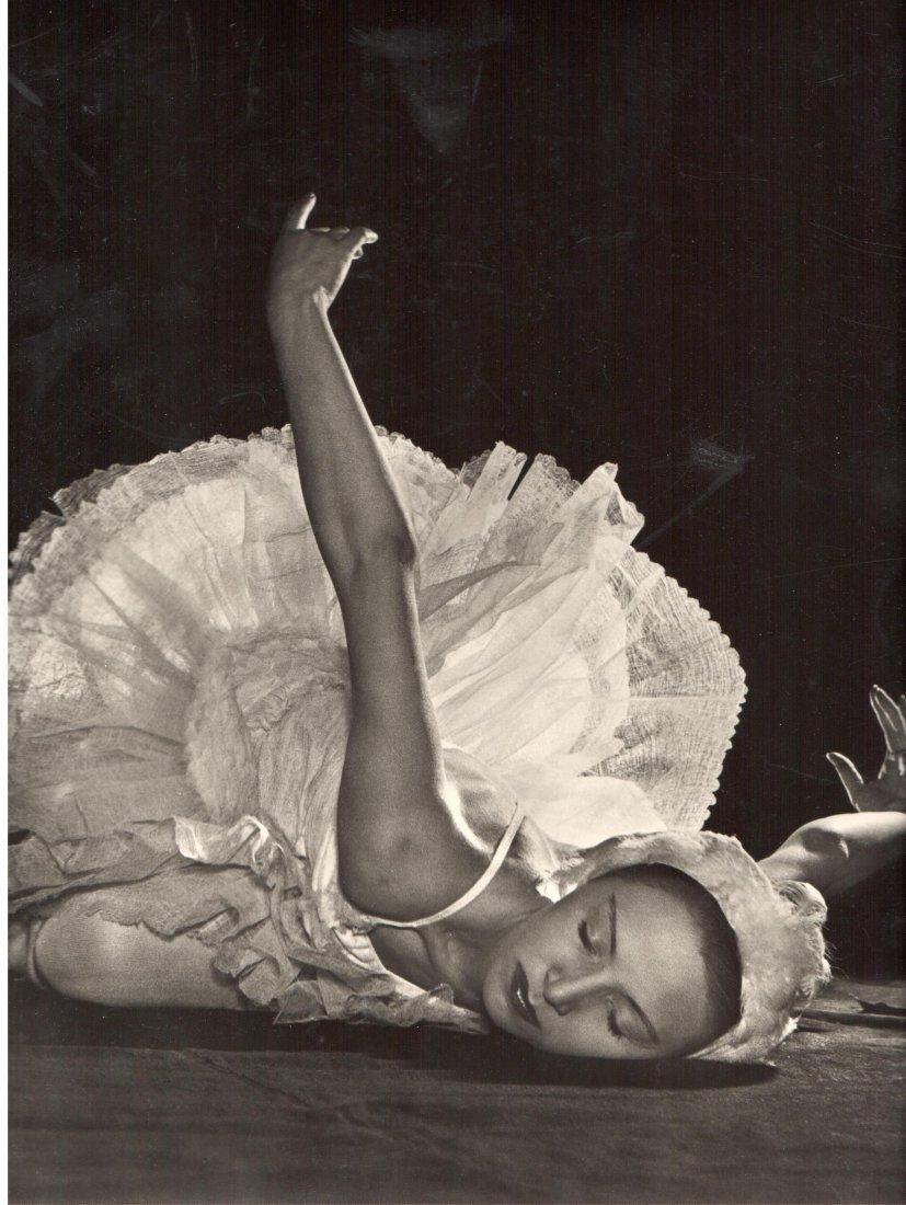 1951 'Tanecnice' Silver Gelatin by Zdenek Tmej