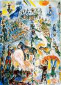 Great Circus  Marc Chagall