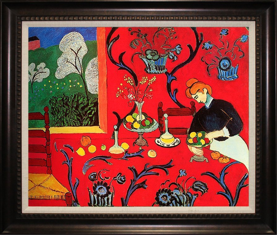 Henri Matisse-Limited Edition-The Red Room
