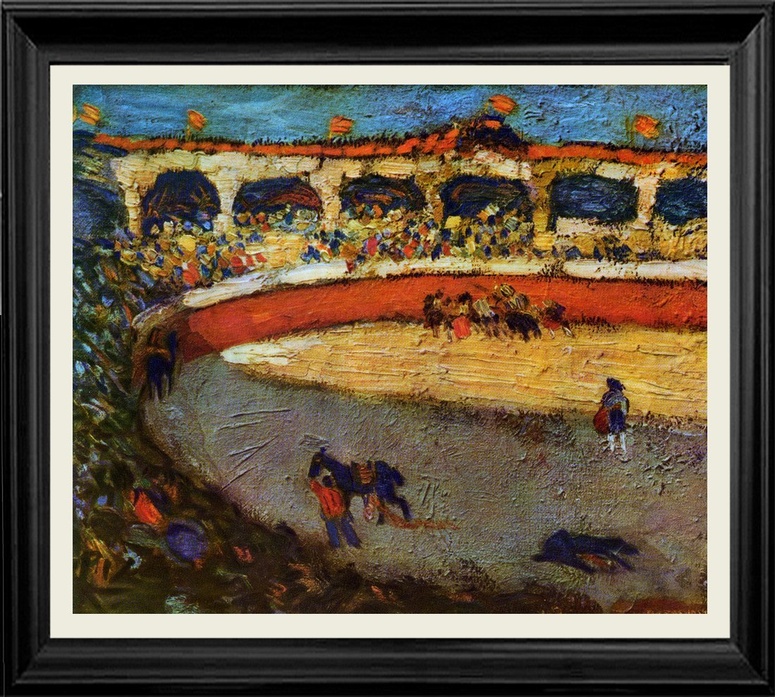 Pablo Picasso-Limited Edition Bullfight I