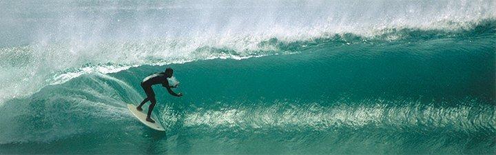 Nick Rodionoff Panorama Surfing Photography