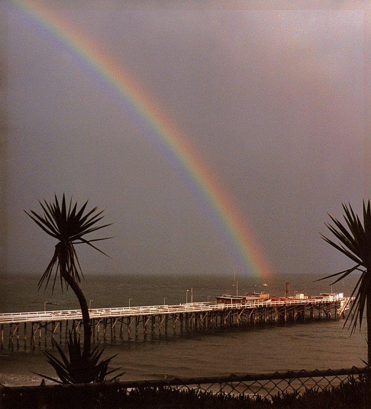 Nick Rodionoff Rainbow Photography