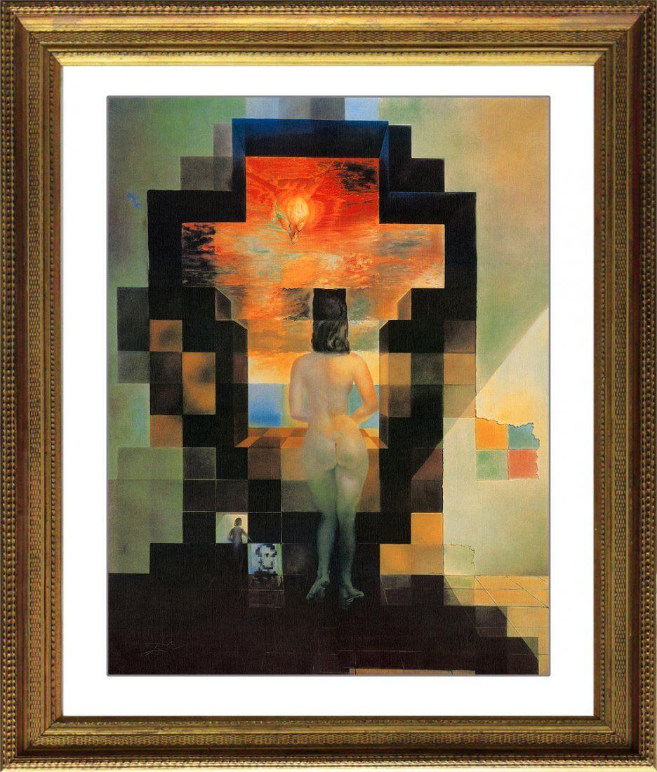 Salvador Dali-Limited Edition Lithograph-Lincolnvision