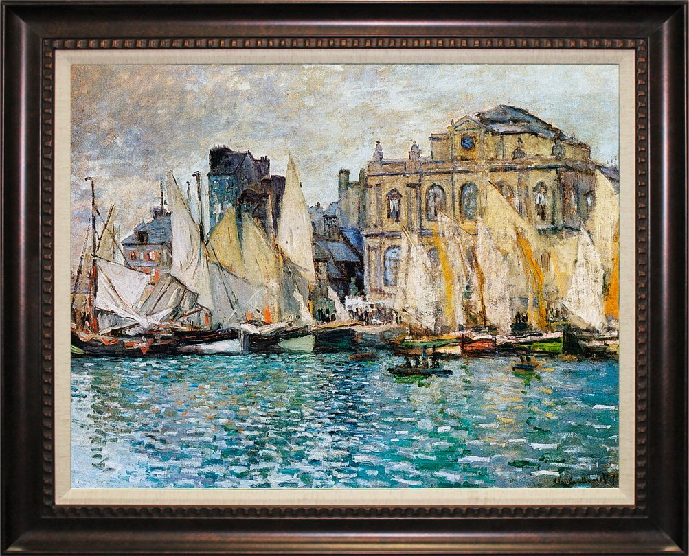 Claude Monet Limited Edition The Museum at the Habre