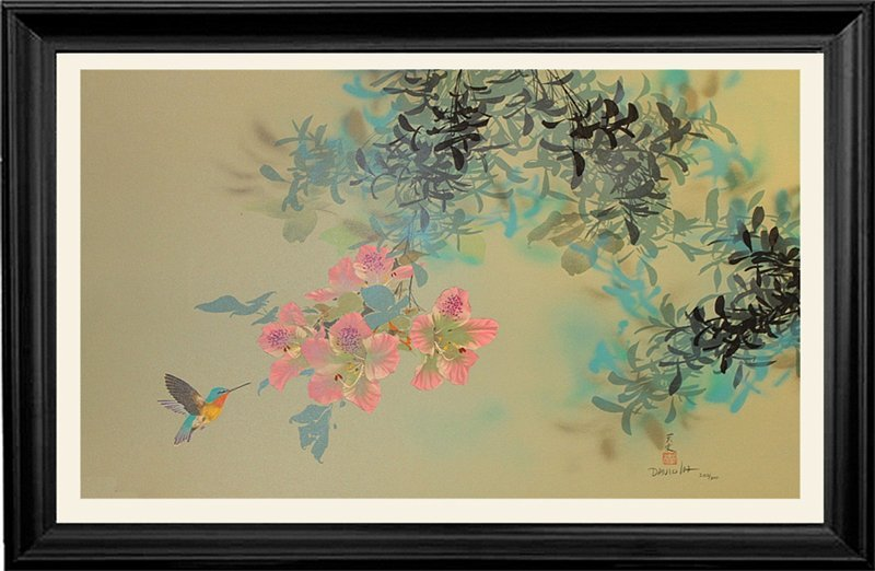 Lee Limited Edition Serigraph Blossoms