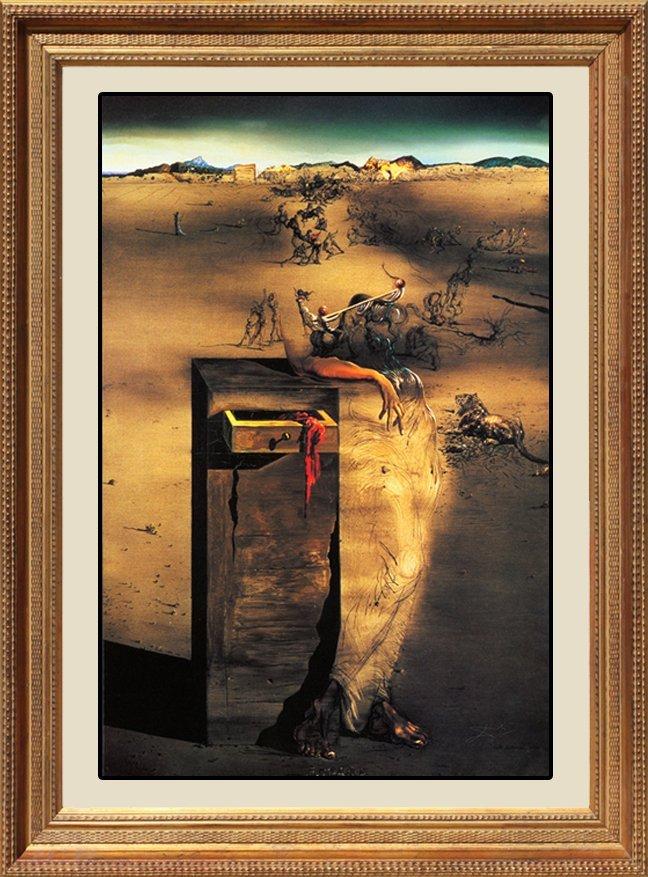 Salvador Dali-Limited Edition Canvas-LEspana