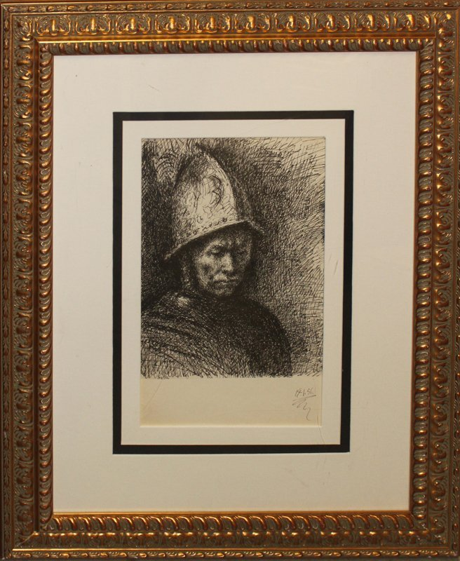 Pablo Picasso Limited Edition Lithograph Marina Picasso