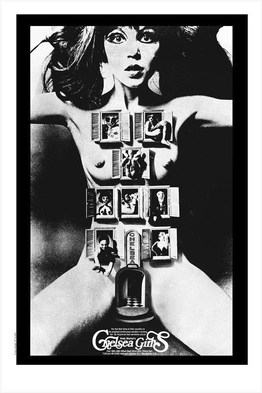 Alan Aldridge-Limited Ed A/P Chelsea Girl