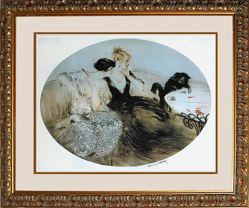 Louis Icart Limited Edition