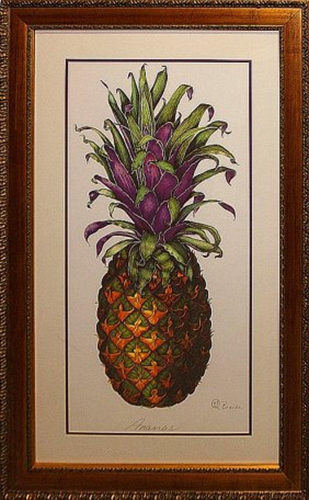 Braida Pineapple Ananas Limited Edition Giclee