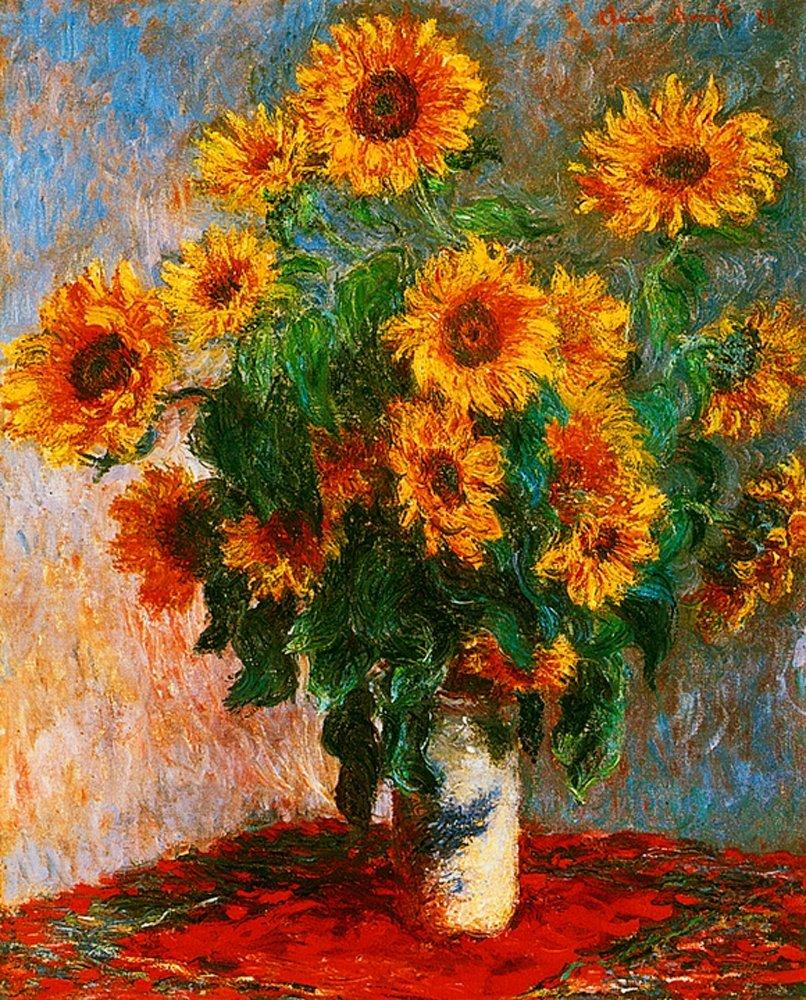 Van Gogh-Limited Edition Sunflowers