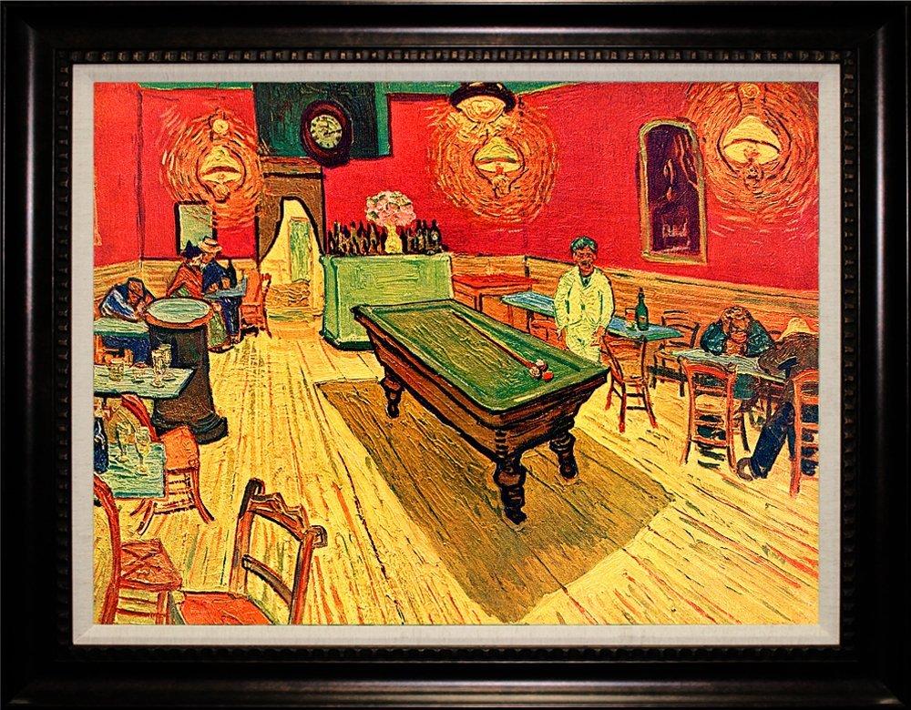 Van Gogh Limited Edition Giclee Rec Room