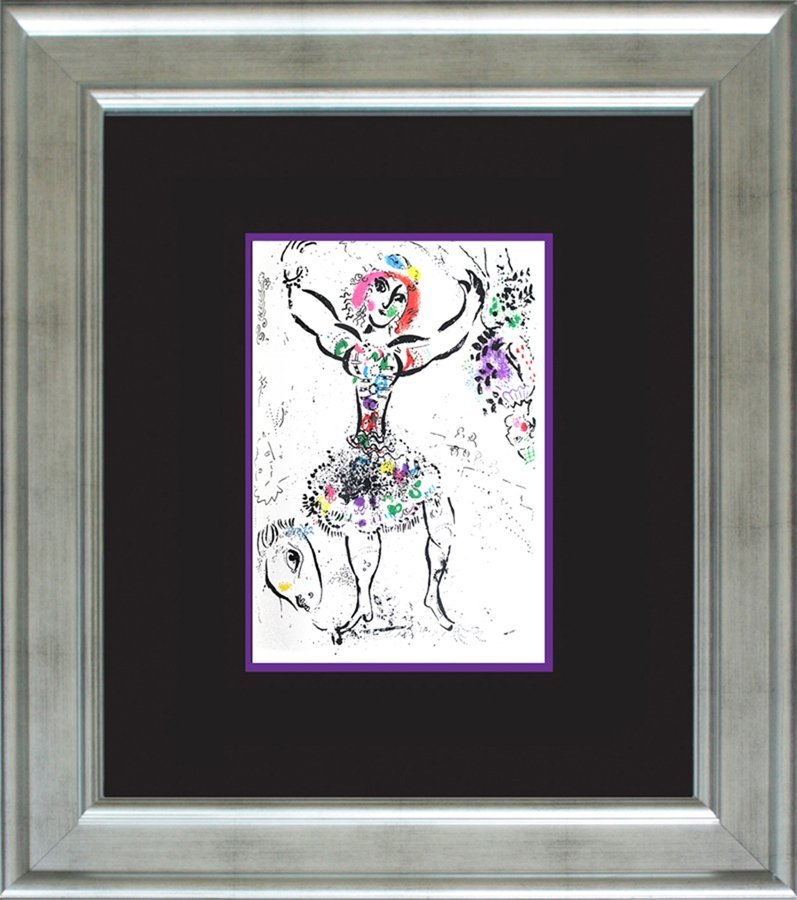 Marc Chagall Hand Signed Lithograph***AMAZING