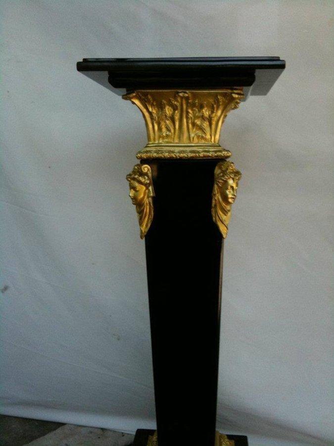 Classic French Sculpture Pedestal