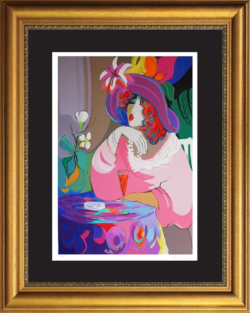 Maimon Limited Edition Hand Signed Serigraph