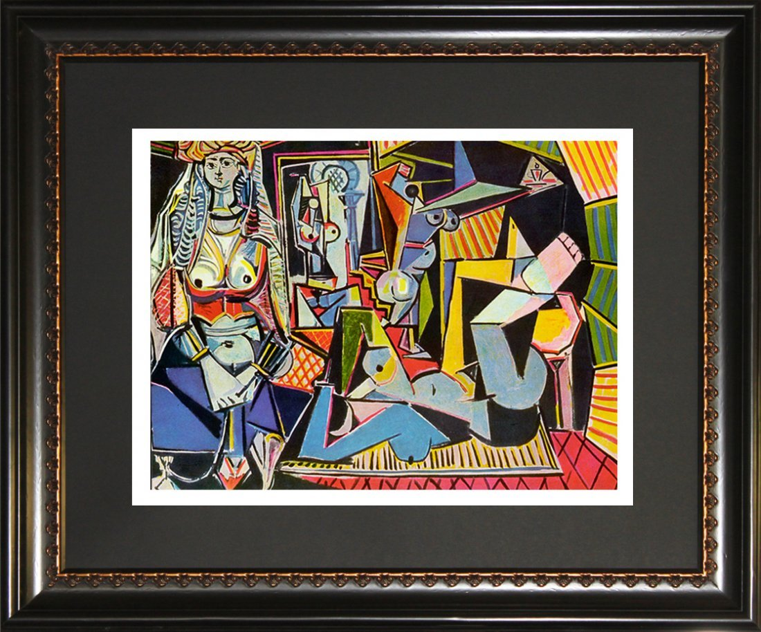 Women of Algiers Limited Edition after Pablo Picasso