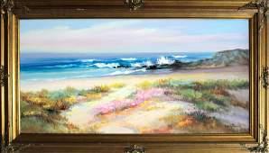 Rafael Original Oil on canvas Hand Signed Plein Air