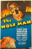 The Wolfman Original Lithograph