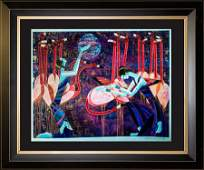 Ting Shao Kuan Limited Edition Serigraph