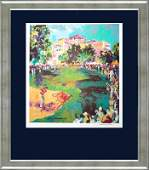 LeRoy Neiman Limited Edition Lithograph Hand signed