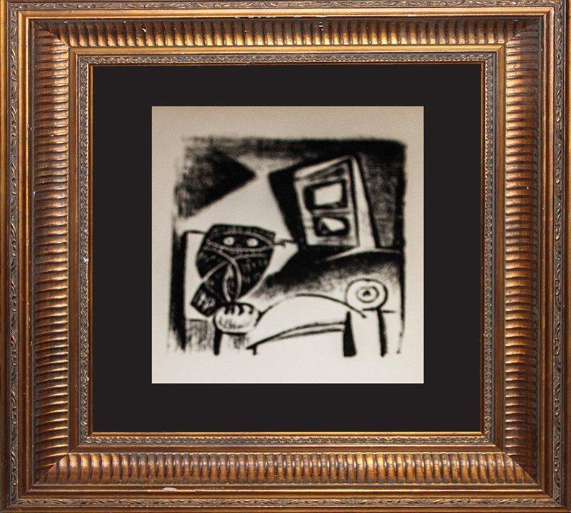 Pablo Picasso Original Lithograph
