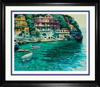 Limited Edition Serigraph Howard Behrens