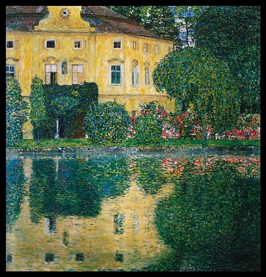 Limited Edition Gustav Klimt Hand Embellished Giclee on