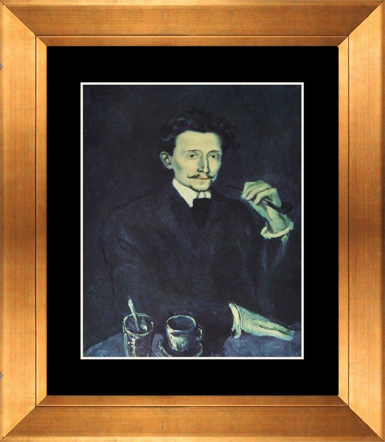 Pablo Picasso Portrait of Soler Original Lithograph