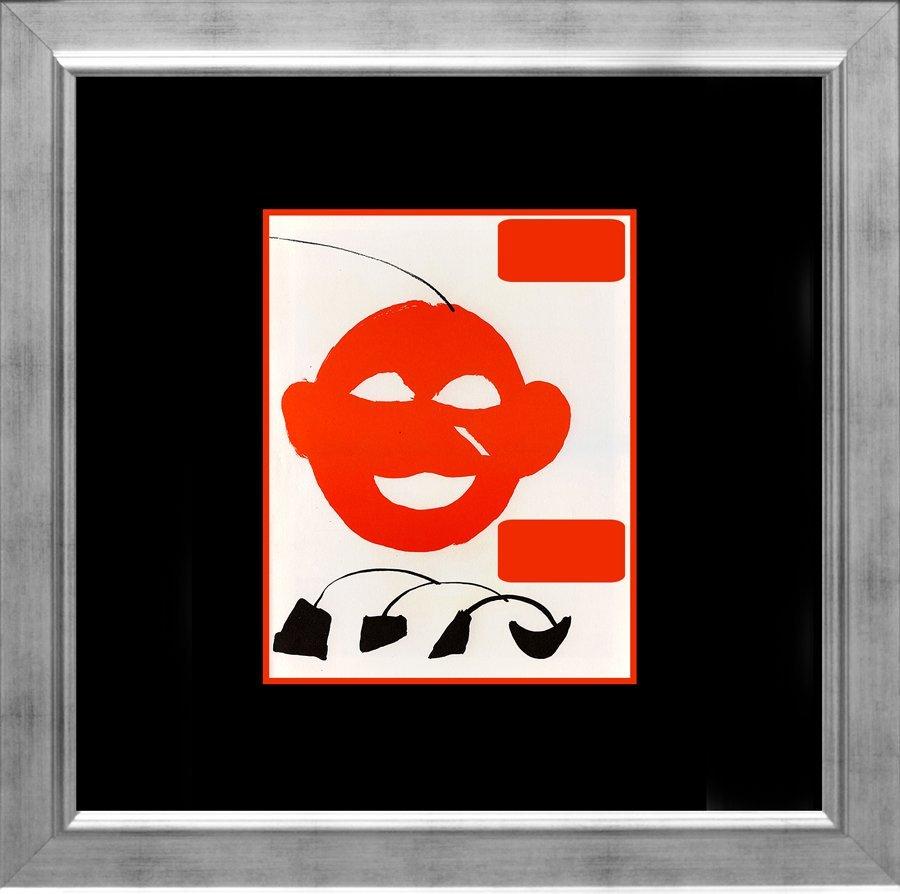 Alexander Calder Stone Lithograph