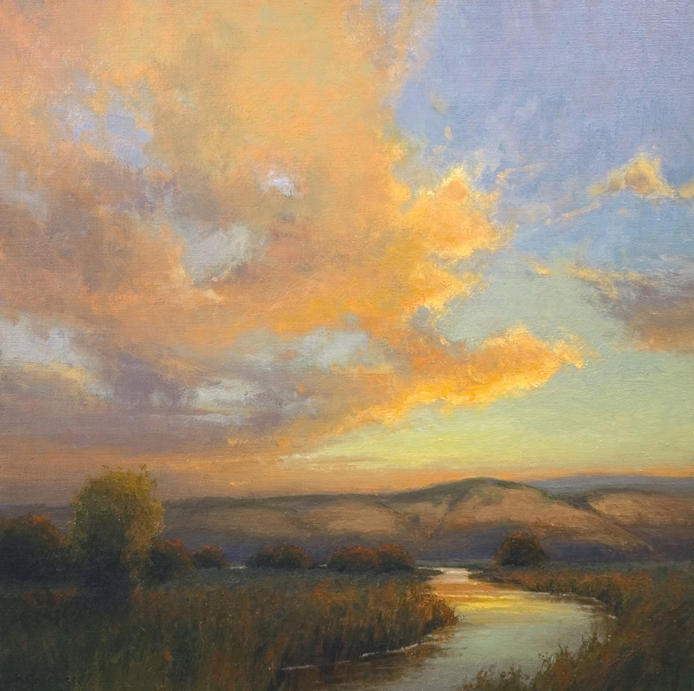 """""""Day's End"""" by Kimberly Casebeer OPA"""