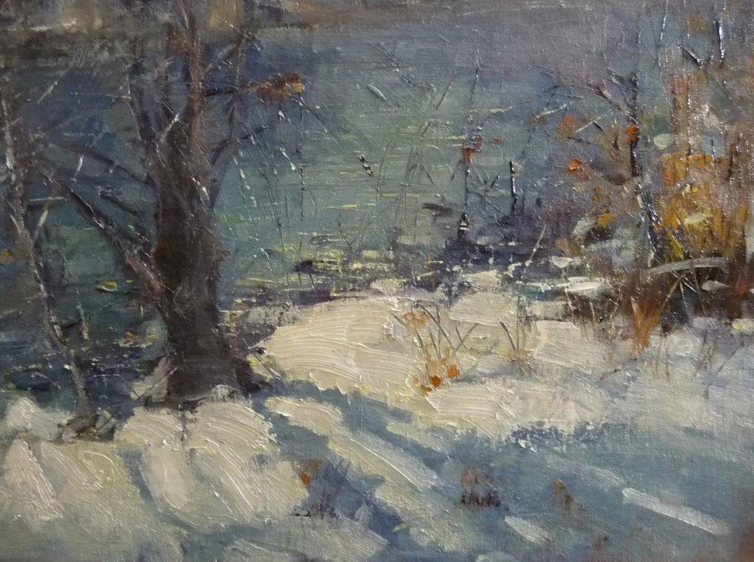 """""""Colorado Grey"""" by Ying Liu OPA"""