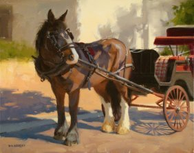 """""""Take Five"""" by Laurie Kersey OPA"""